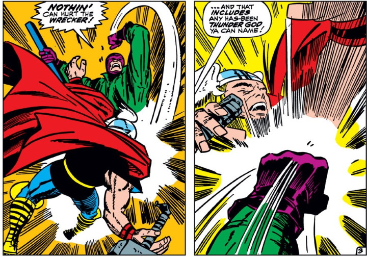 Top 5: Las lesiones más serias que ha sufrido Thor