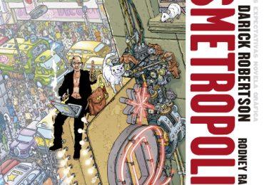 Transmetropolitan Vol. 4: La Nueva Escoria