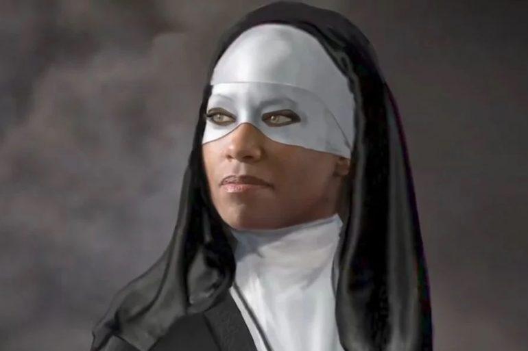 Arte conceptual de Watchmen develan diferente aspecto de Sister Night