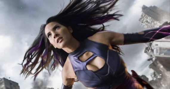 Olivia Munn recuerda (accidentalmente) a Psylocke en X-Men: Apocalypse