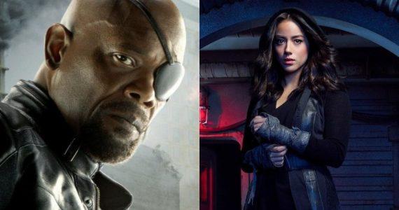 ¿Daisy Johnson hará equipo con Nick Fury en el MCU?