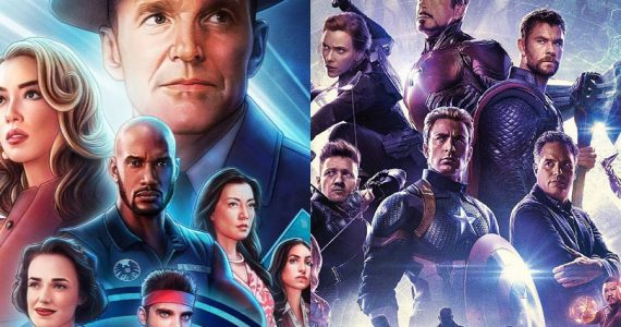 La referencia de Avengers: Endgame en el final de Agents of SHIELD