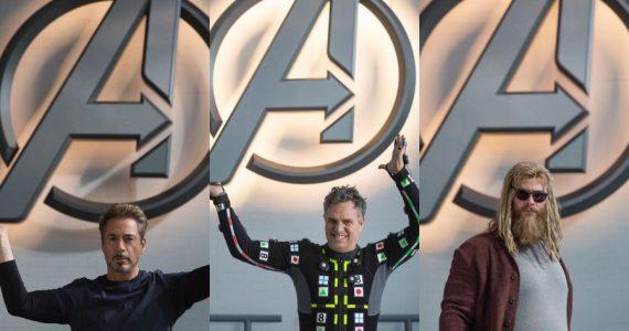Avengers: Endgame presenta tres fotos inéditas en redes sociales