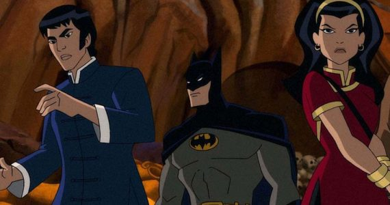 Batman: Soul of the Dragon presenta su primer vistazo y reparto