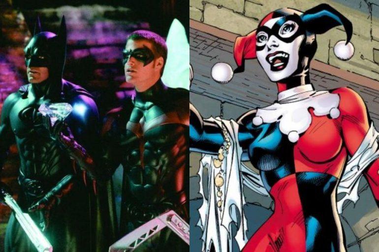 Secuela de Batman & Robin hubiera presentado a una diferente Harley Quinn