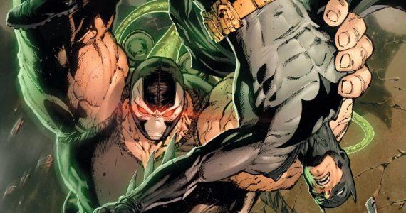 ¿Ciudad de Bane es mejor que The Dark Knight Rises?