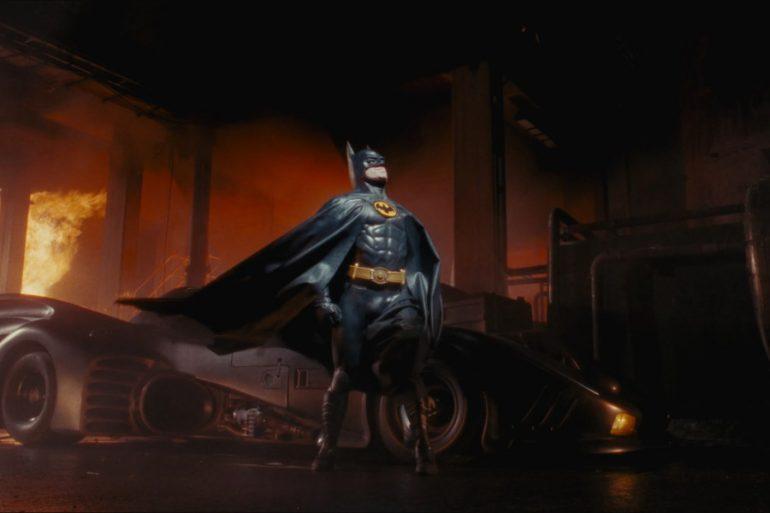 Así era la historia original de la secuela de Batman en 1989