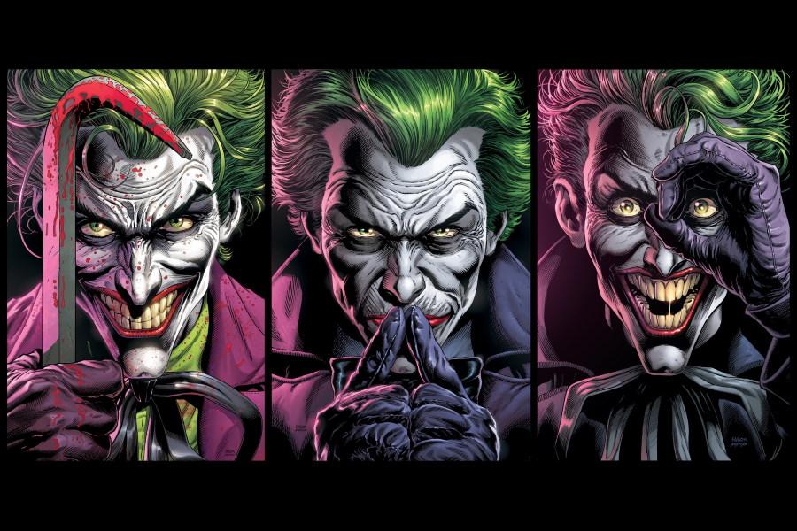 Batman: Three Jokers: ¿Cuál es la identidad de los 3 Jokers?
