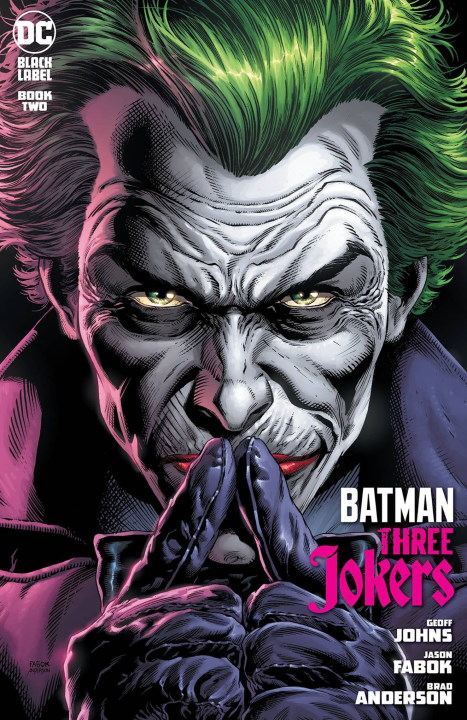 Batman: Three Jokers: ¿Cuál es la identidad de los 3 Jokers?