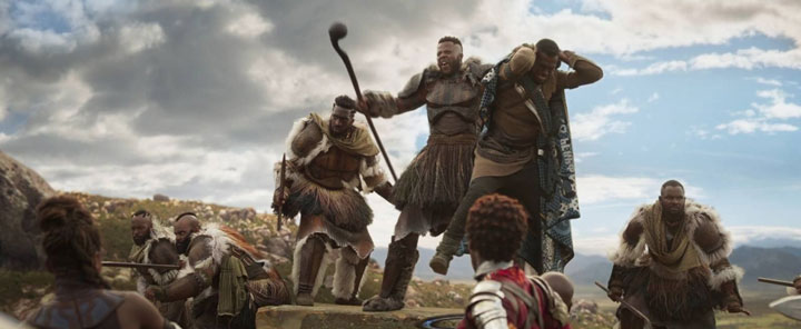 Black Panther: 5 momentos que confirman su importancia en el cine