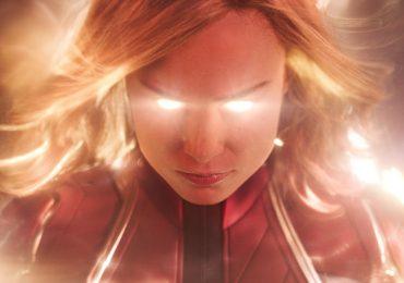 Así se prepararon las acrobacias para Captain Marvel
