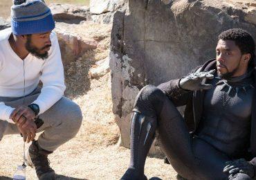 Ryan Coogler, director de Black Panther, da un emotivo adiós a Chadwick Boseman