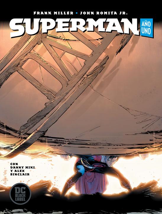 DC Black Label – Superman: Año Uno