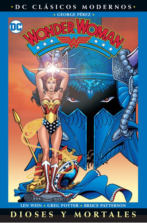 DC Clásicos Modernos - Wonder Woman: Dioses y Mortales