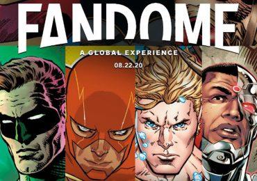 DC FanDome, el evento geek del año, presenta su tráiler oficial