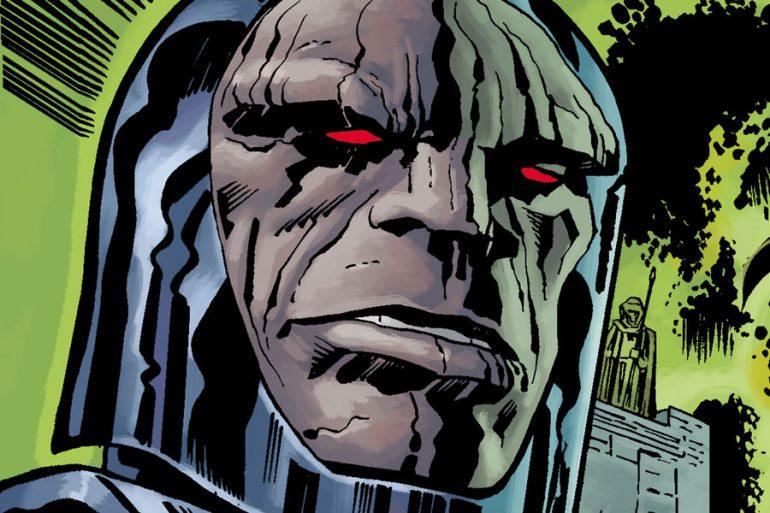 Darkseid, de Apokolips, cumple 50 años de agobiar al Universo DC