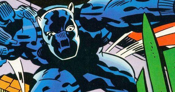 El nieto de Jack Kirby comparte el primer boceto de Black Panther