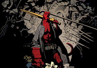 Hellboy Volumen 12: La Tormenta y la Furia