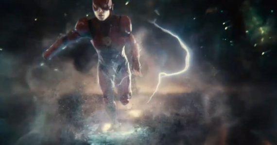 Flash destaca en el nuevo avance de Zack Snyder's: Justice League