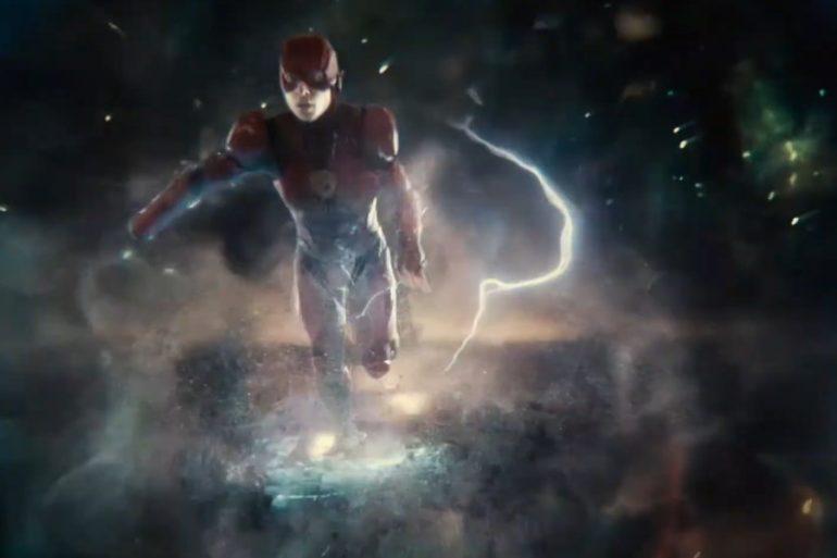 Flash destaca en el nuevo avance de Zack Snyder's: Justice League