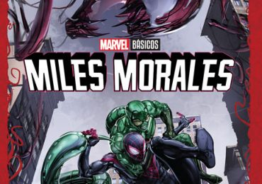 Marvel Básicos - Absolute Carnage: Miles Morales