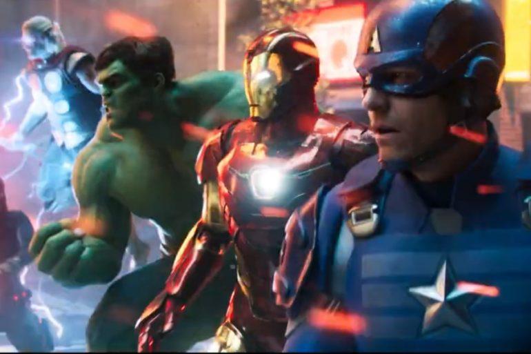 La emoción se desborda con el nuevo spot de Marvel's: Avengers