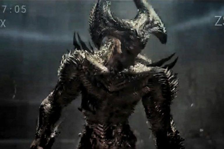 Primera imagen oficial de Steppenwolf de Justice League de Zack Snyder