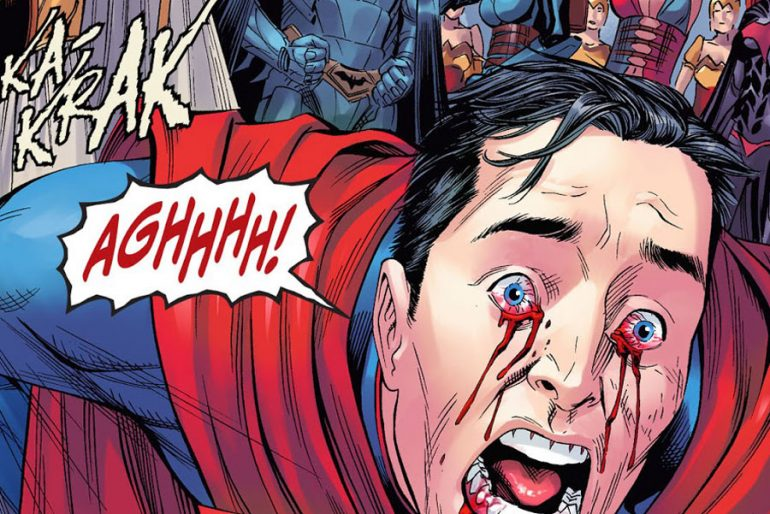 ¿Qué héroe del Universo DC puede romperle los huesos a Superman?