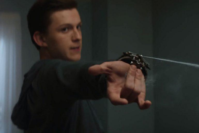 Spider-Man: protégete de los virus con los lanza telarañas de Peter Parker
