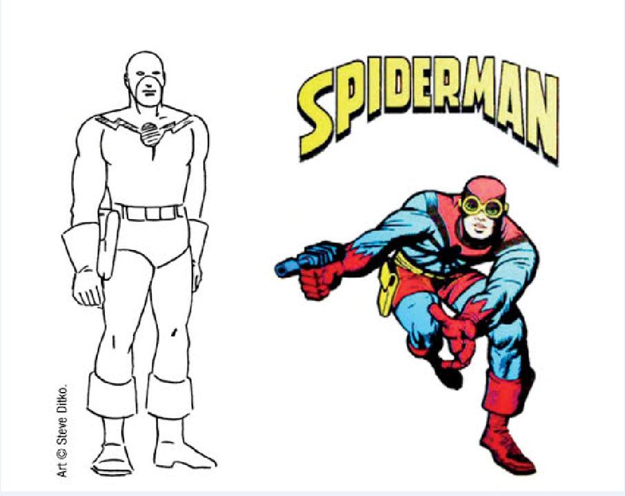 Spider-Man, ¿sabes por qué se escribe con guión?