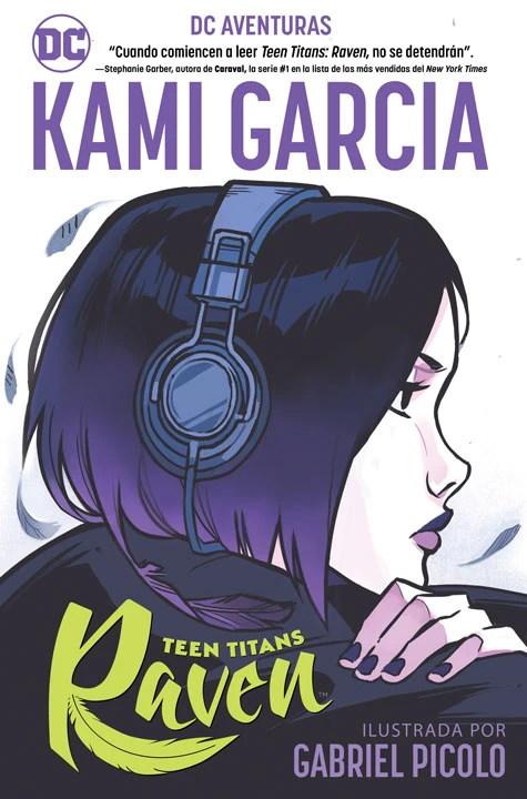 Cómo dibujar a Raven según Gabriel Picolo y Kami García