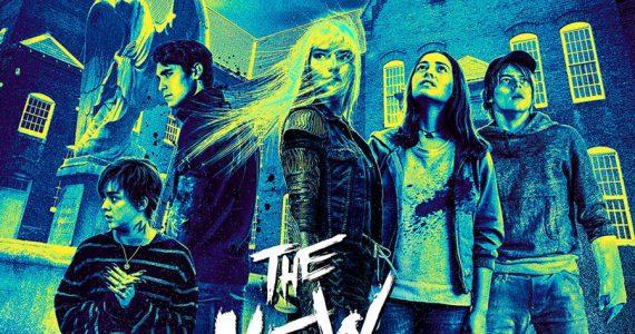 The New Mutants: confirma estreno con un increíble póster IMAX