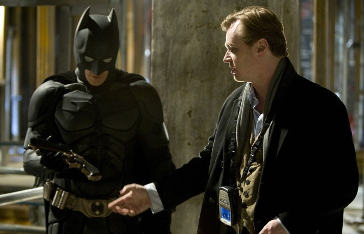 A Christopher Nolan le emociona ver a Robert Pattinson como Batman