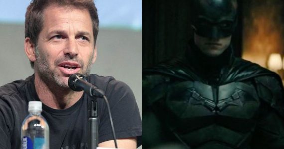 Zack Snyder se rinde ante el tráiler de The Batman