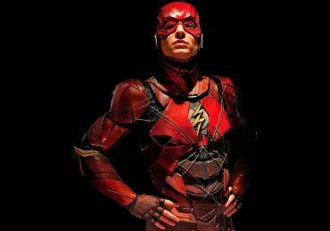 Así era el guión de la película The Flash, de Ezra Miller y Grant Morrison