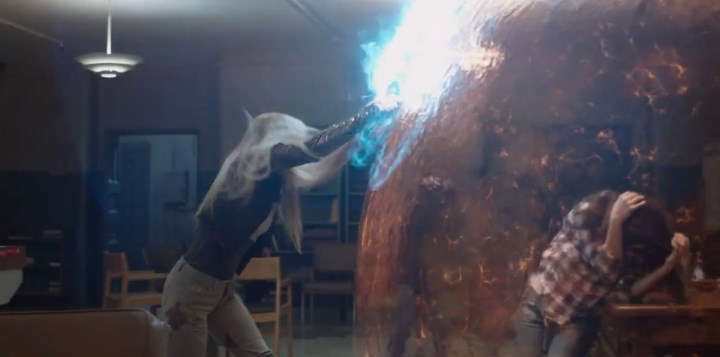 Los poderes de Magik se manifiestan en nuevo spot de The New Mutants