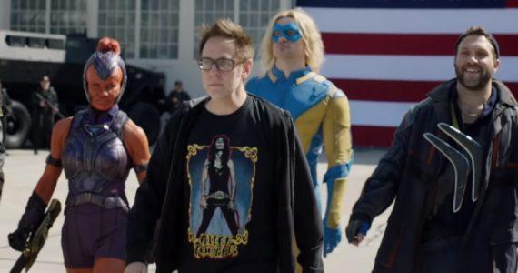James Gunn revela en qué película se inspiró para The Suicide Squad