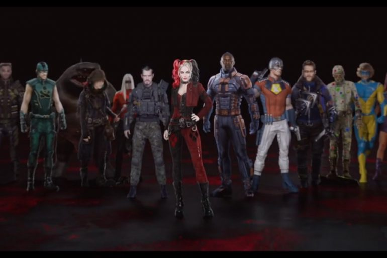 Video: ¡Primer vistazo a The Suicide Squad de James Gunn!
