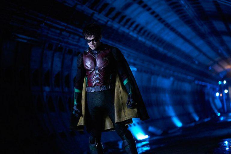 Titans: su temporada 3 contará con Red Hood y Barbara Gordon