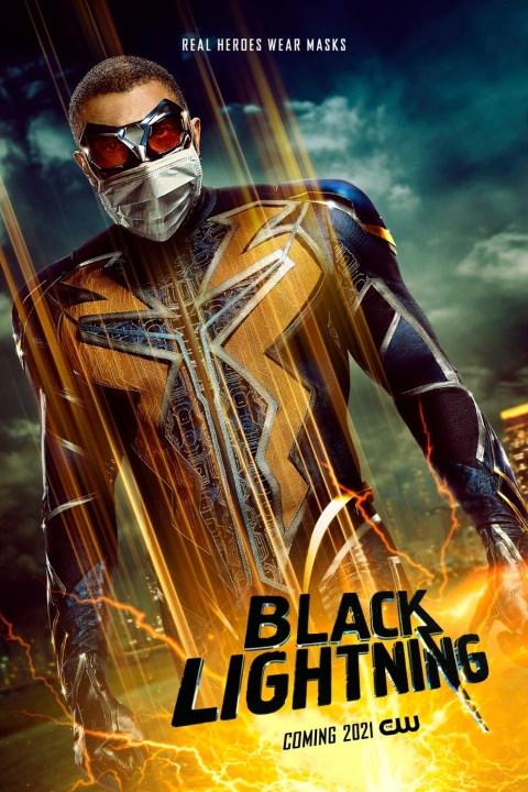 """El Arrowverse nos recuerda que: """"Los verdaderos héroes usan máscara"""""""