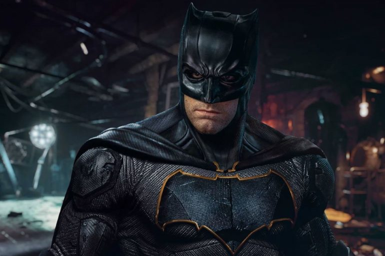 Así luciría Ben Affleck como Batman, con el diseño de Greg Capullo