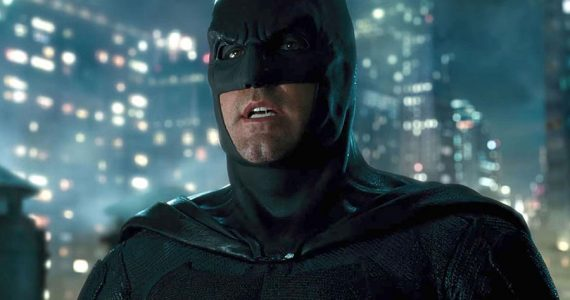 Confirmado: ¡Ben Affleck regresa como Batman en The Flash!