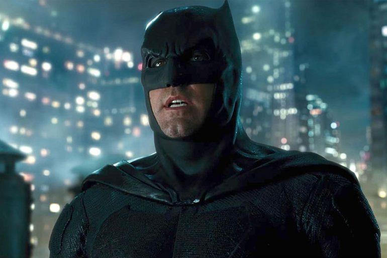 Confirmado: ¡Ben Affleck regresa como Batman en The Flash!