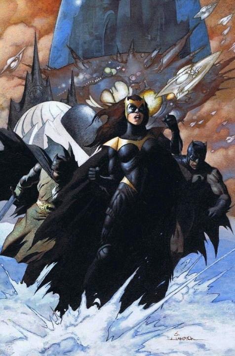 ¡Qué bonita Batifamilia! Conoce a todos los hijos de Batman