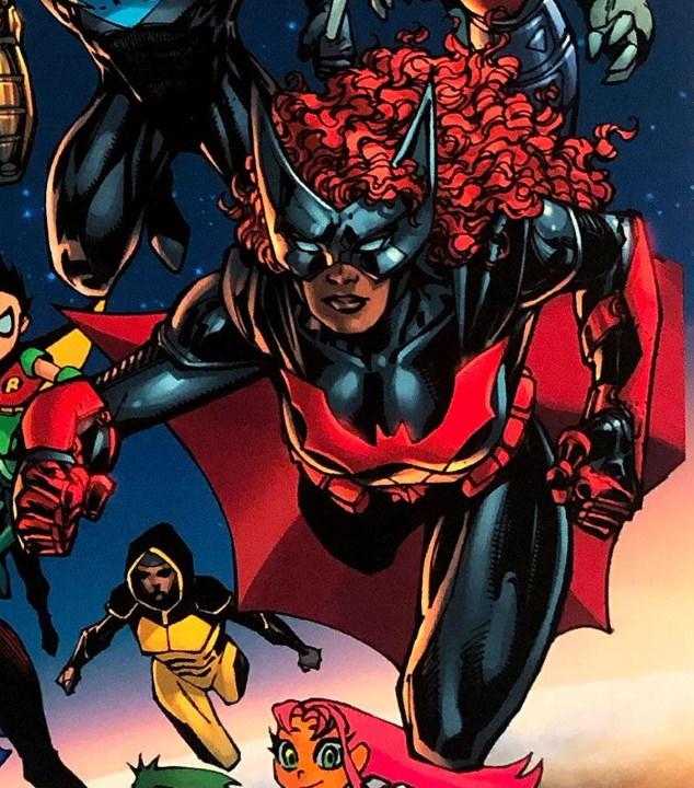 Jim Lee adelanta el aspecto de Javicia Leslie como Batwoman