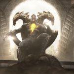 ¡Primeras imágenes de Black Adam y la Justice Society of America!