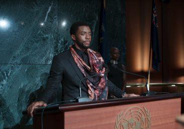 Marvel y el mundo reacciona a la muerte de Chadwick Boseman
