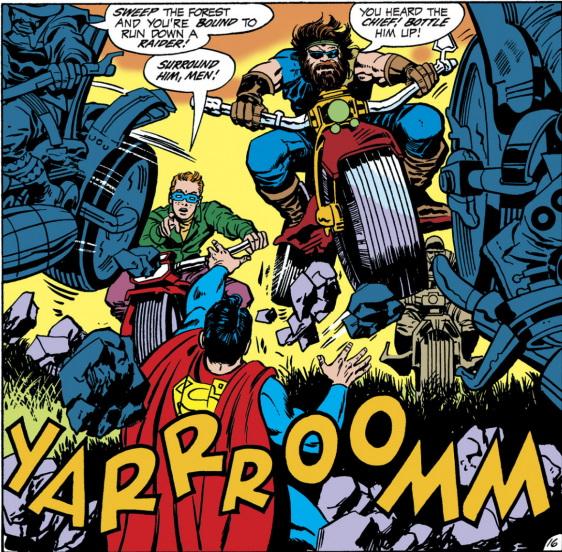 El Cuarto Mundo: A 50 años de su llegada al Universo DC