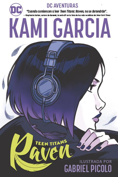 DC Aventuras Teen Titans: Raven