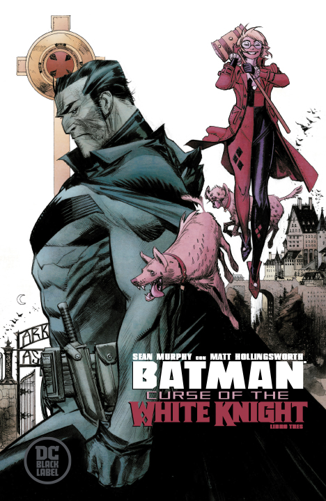 DC Semanal: Batman: Curse of the White Knight Libro Tres